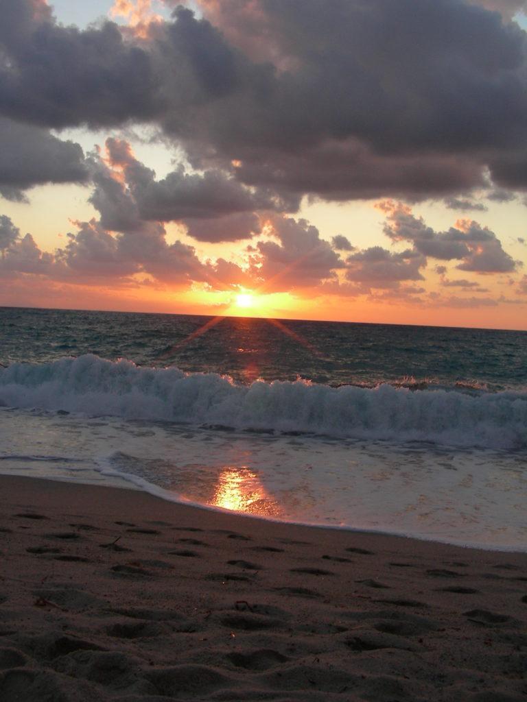 Beach in Tropea